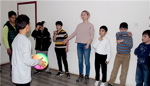Çocuklara Oyunla İstismar Eğitimi