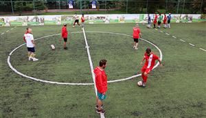 Milli Takım Şampiyonaya Çankaya'da Hazırlanıyor