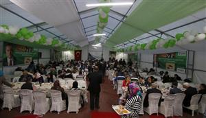 Çankaya Ramazan'ı Uğurladı