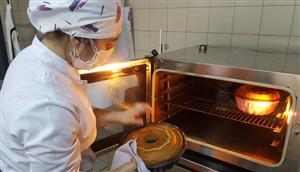 Pastacı Çırakları Çankaya'da Yetişiyor