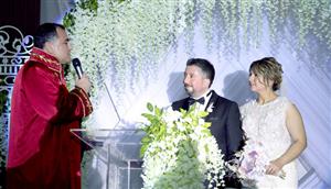 Zübeyde Hanım'da İlk Düğün