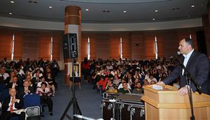 Taşdelen ÇYDD Ümitköy Şubesinin 20. Yıl Kutlamasına Katıldı