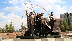 Çankaya'dan Lozan'ın 94. Yıl Dönümüne Anlamlı Anıt