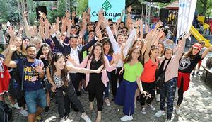 Dünya Gençleri Eşitlik İçin Kuğulupark'ta Buluştu